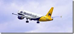 Monarch aircraft