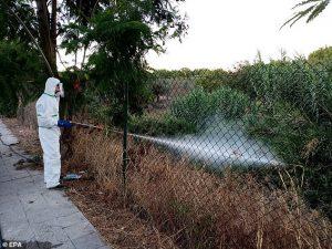 Spraying in Spain to halt progress of West Nile disease