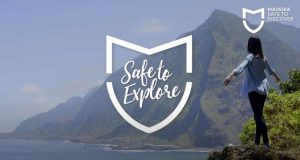 Safe to Explore logo used in emergency instructions