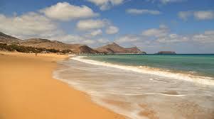 Porto Santo beach - among the top ten