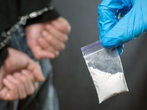 drugs in packet