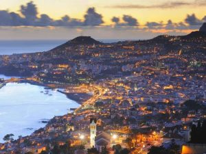 Funchal and Madeira feature in The Sun