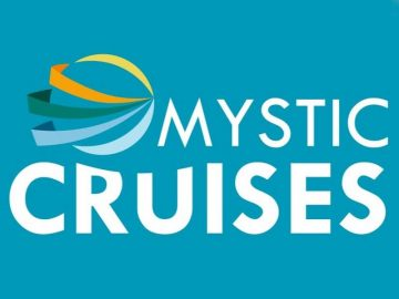 Mystic Cruises logo