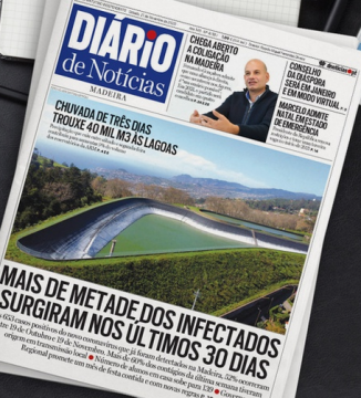 The Diario, reporting that local transmission is on the rise