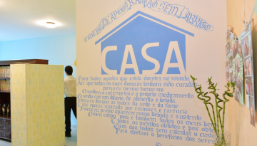 CASA homeless support group logo