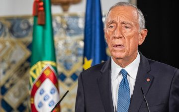 President of the Republic, Marcelo Rebelo de Sousa