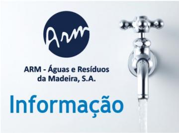 ARM Water logo