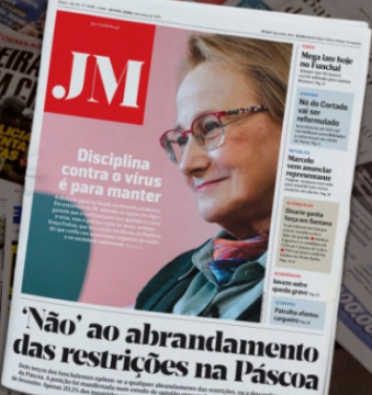 DSG and restrictions feature on the cover of JM