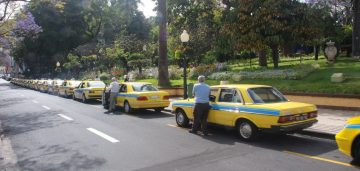 Taxis in Funchal