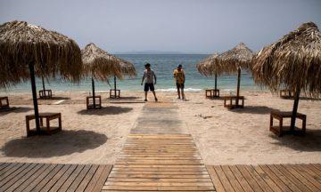 Beach for overseas holidays