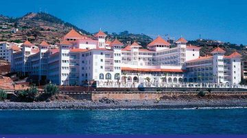 RIU Palca Madeira