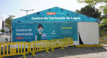 vaccination centre in Lagoa