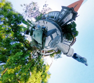 link to 360° photos