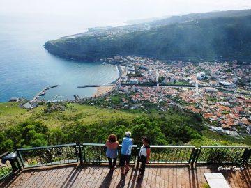 Pico do Facho viewpoint