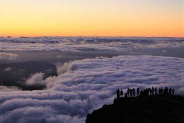 Sunrise in Madeira