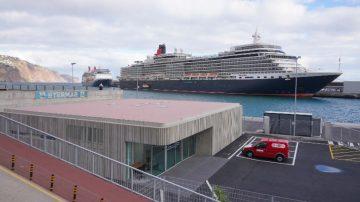 New facilities at Pier 6