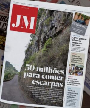 JM headline escarpment repairs