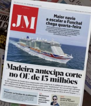 JM headline about the Iona