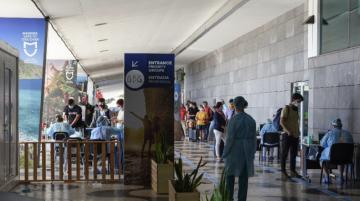Testing at Madeira airport