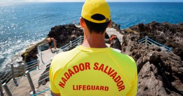 Lifeguard, as the end of the bathing season approaches