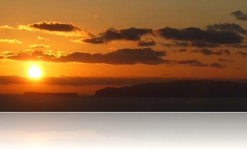 madeira news blog 0911 Jon madeira sunrise november 2