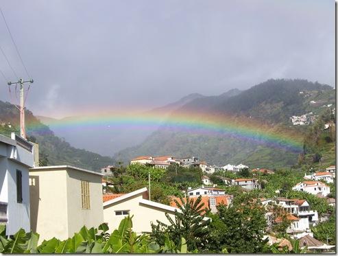 madeira news blog 0912 elaine west rainbow paul da serra