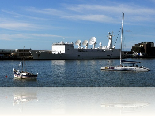 madeira news blog 1002 pete ship in funchal harbour wednesday 3rd february