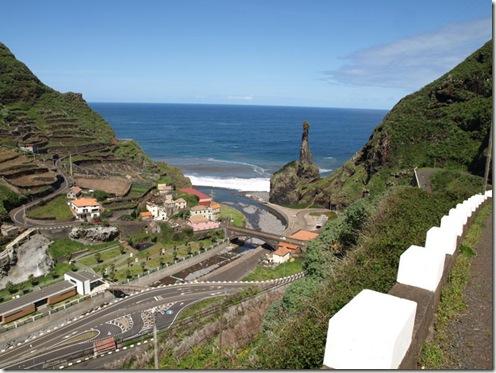 madeira news blog 1004 dave North Coast at Ribeira da Janela 1