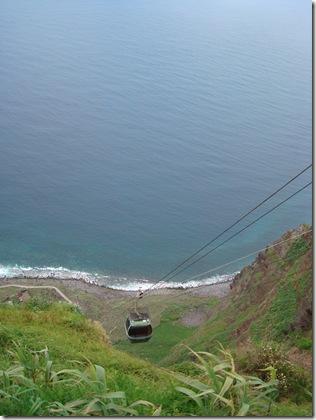 madeira news blog 1004 tom the now defunct cable car to the ghost village near Achadas da Cruz 1