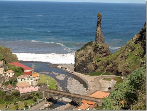 madeira news blog 1004 dave North Coast at Ribeira da Janela 2