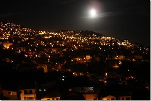 madeira news blog 1004 tom full moon over funchal