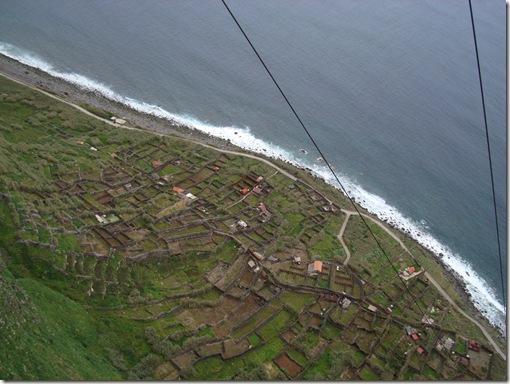 madeira news blog 1004 tom the now defunct cable car to the ghost village near Achadas da Cruz 2