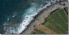 Aerial view of Cabo Girão