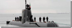 Arpao submarine