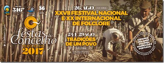 Ponta do Sol Folklore Festival poster