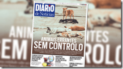 Animals out of control headline