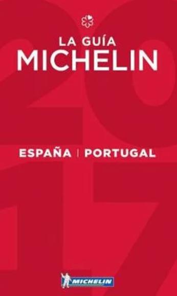 Michelin Guide cover