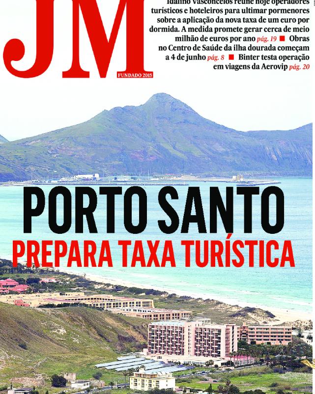Porto Santo tourist tax