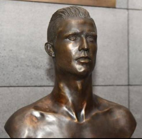 Ronaldo new bust