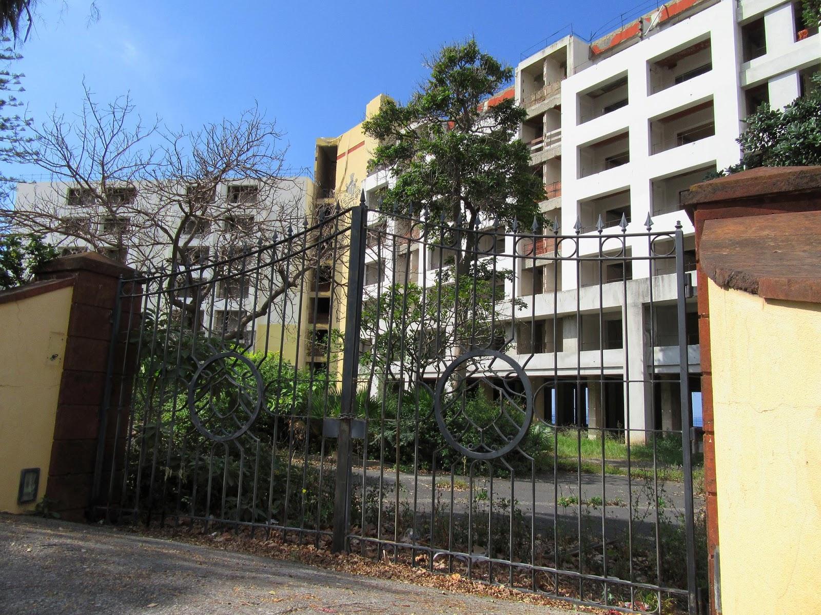 Madeira Palacio today