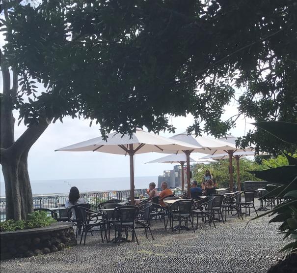 Santa Catarina Park - new cafe